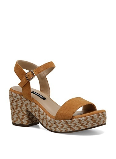 Nine West Ayakkabı Taba